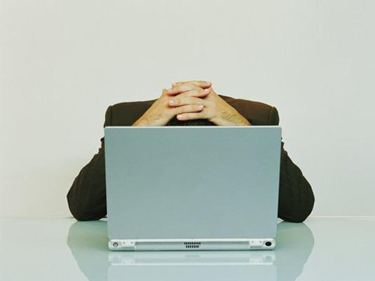 Неэффективность корпоративного сайта